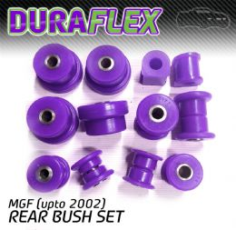 MGF (UPTO 2002) REAR BUSH SET
